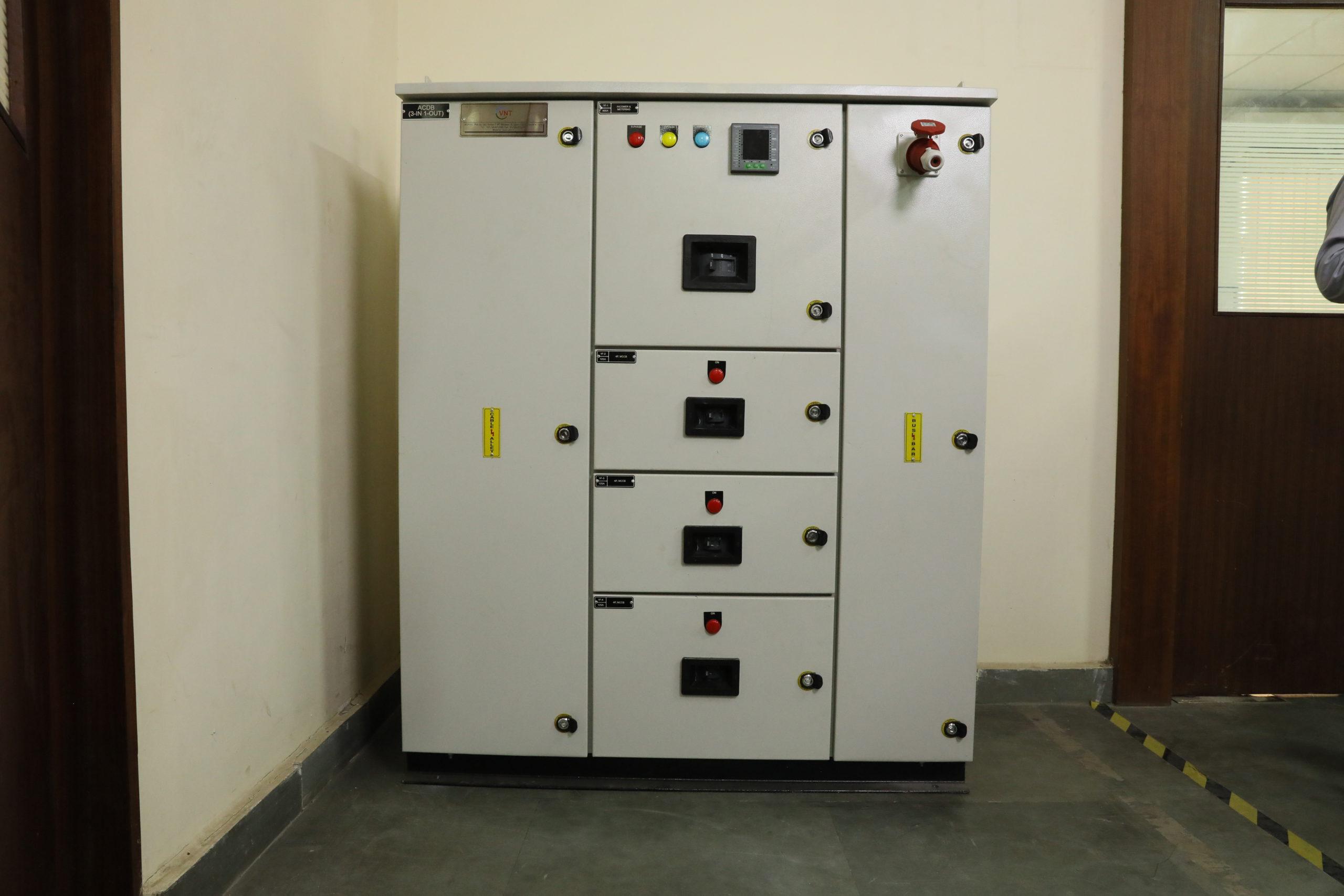 LT Metering Panel