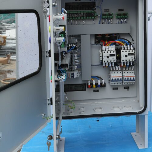 AMF panel Inner view