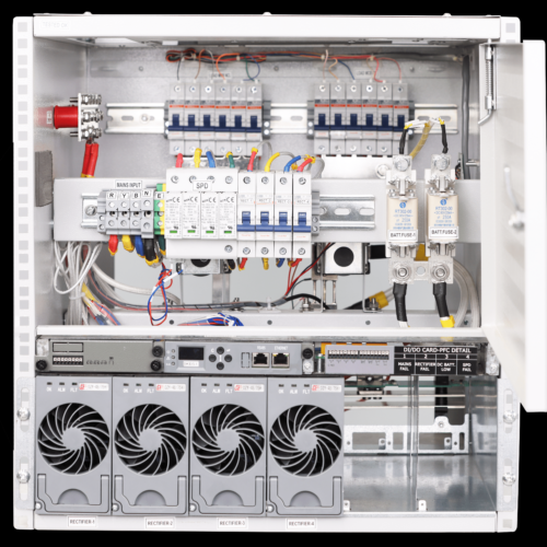 SMPS (16 KW) inside view